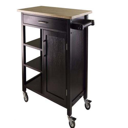 Winsome Wood 92534 Mali Kitchen Cart: Small Kitchen Remodeling